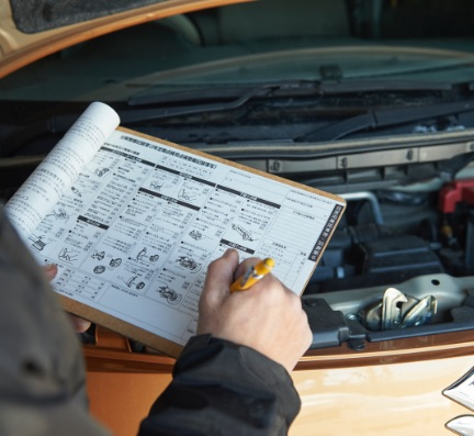 車検イメージ
